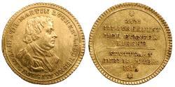 World Coins - GERMAN STATES Wurttemberg Stuttgart 1817 Medallic Ducat AU