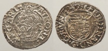 World Coins - HUNGARY: 1551-KB Denar