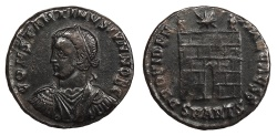 Ancient Coins - Constantine II, as Caesar 317-337 A.D. Follis Antioch Mint VF