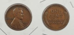Us Coins - 1924-D Lincoln 1 Cent