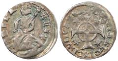 World Coins - HUNGARY Bela IV 1235-1270 Denar EF