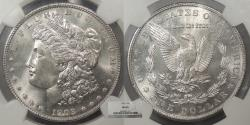 Us Coins - 1903 Morgan 1 Dollar (Silver) NGC MS-65