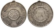 World Coins - GERMANY Bavaria (Bayern) Bavarian Army under Ludwig III. 1913 AR 33mm Medal UNC