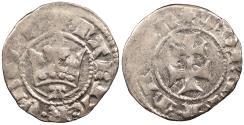 World Coins - HUNGARY Maria 1382-1385 Denar ND (Ca.1384) UNC