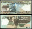 World Coins - PORTUGAL Banco de Portugal 1986 5000 Escudos