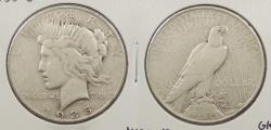 Us Coins - 1935 S Peace 1 Dollar (Silver)