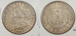Us Coins - 1890-S Morgan 1 Dollar (Silver)
