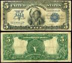 Us Coins - United States Treasury 1899 5 Dollars Fine