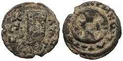 Ancient Coins - Anonymous Early Christian period, c. 340-540 A.D. AE15 VF