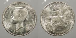 World Coins - LUXEMBOURG: 1946 50 Francs