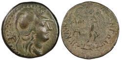 Ancient Coins - Cilicia Seleucia ad Calycadnum Civic Issue c. 2nd - 1st Century B.C. AE24 VF