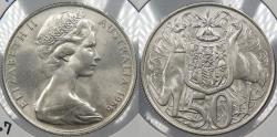 World Coins - AUSTRALIA: 1966 50 Cents