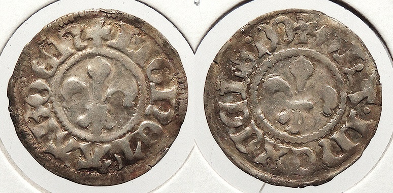 World Coins - FRANCE: Strasbourg ND (15th-16th C) Kreuzer