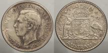 World Coins - AUSTRALIA: 1943-S Florin