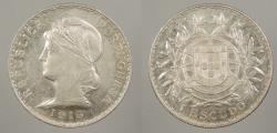 World Coins - PORTUGAL: 1915 Escudo