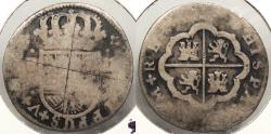 World Coins - SPAIN: (1716-1729) Philip V 2 Reales