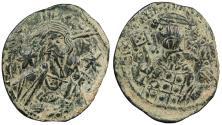 Ancient Coins - Michael VII Ducas 1071-1078 A.D. Follis Constantinople Mint EF