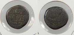World Coins - INDIA: ND (1325-1351) Islamic; Muhammad III Dump