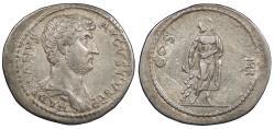 Ancient Coins - Hadrian 117-138 A.D. Cistophoric Tetradrachm Pergamum Mint, in Mysia. Good VF