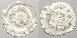 World Coins - GERMANY: Nurnberg ND (1215-1275) Friedrich II Pfennig