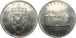 World Coins - NORWAY: 1964 Constitution Sesquicentennial 10 Kroner