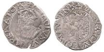 World Coins - FRANCE Besançon  Charles V, as Holy Roman Emperor 1530-1556 Blanc  EF