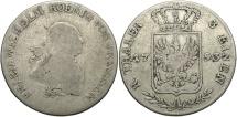 World Coins - GERMAN STATES: Prussia 1793 1/3 Thaler