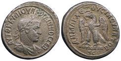 Ancient Coins - Syria Seleukis and Pieria Antioch Philip I 244-249 A.D. Tetradrachm Antioch Mint Good VF