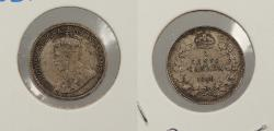 World Coins - CANADA: 1916 5 Cents