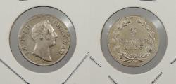 World Coins - GERMAN STATES: Baden 1835 Rare. 3 Kreuzer