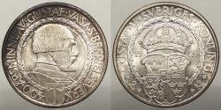 World Coins - SWEDEN: 1921 2 Kronor