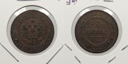 World Coins - RUSSIA: 1902-spb Kopek