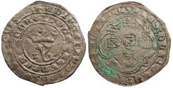 World Coins - PORTUGAL   Joao I 1385-1433 Real Branco (Bolhao)   EF