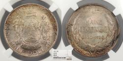 Us Coins - 1920 Maine Commemorative 50 Cents (Half Dollar) NGC MS-65