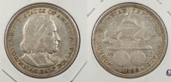 Us Coins - 1893 Columbian Exposition 50 Cents (Half Dollar)