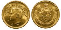 World Coins - IRAN Reza Shah MS 2537 (1978) Pahlavi BU