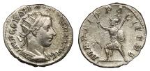 Ancient Coins - Gordian III 238-244 A.D. Antoninianus Antioch Mint Near EF