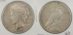Us Coins - 1935 Peace 1 Dollar (Silver)