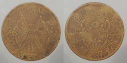 World Coins - CHINA: Honan (1928) 200 Cash