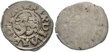World Coins - BOHEMIA: Ferdinand I 1521-1564 1 Weisspfennig
