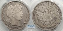 Us Coins - 1902 Barber 50 Cents (Half Dollar) PCGS VF-30
