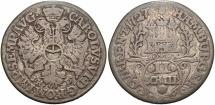 World Coins - GERMAN STATES: Hamburg 1727 2 Schilling