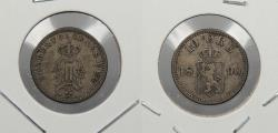 World Coins - NORWAY: 1890 10 Ore