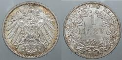 World Coins - GERMANY: 1914-A Mark