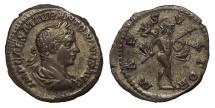 Ancient Coins - Elagabalus 218-222 A.D. Denarius Rome Mint VF