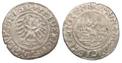 World Coins - GERMAN STATES Silesia-Liegnitz-Brieg (Now in Poland) Friedrich II 1488-1547 Groschen ND (Ca 1505) VF