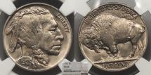 Us Coins - 1926 Buffalo 5 Cent (Nickel) NGC MS-64