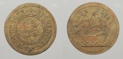 World Coins - GERMAN STATES: Nurnberg (Nuremburg) ND Game counter. Rechenpfennig Token