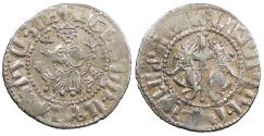 World Coins - ARMENIA   Levon I, as King 1198-1219 Tram   Near EF