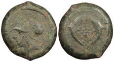 Ancient Coins - Sicily Syracuse Timoleon and the Third Democracy 344-317 B.C. Litra Good Fine
